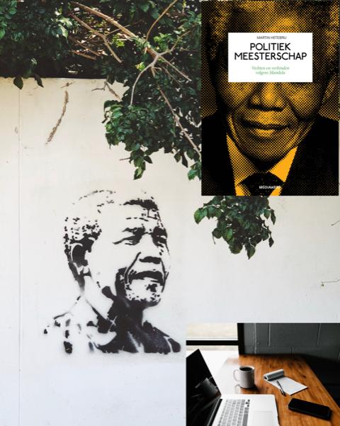 Mandela als leermeester